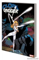 CLOAK AND DAGGER: SHADOWS AND LIGHT TPB