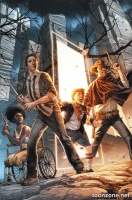 DARK TOWER: THE DRAWING OF THE THREE –  THE SAILOR #4 (OF 5)