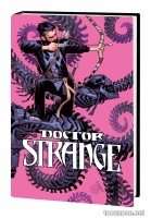 DOCTOR STRANGE VOL. 3: BLOOD IN THE AETHER PREMIERE HC