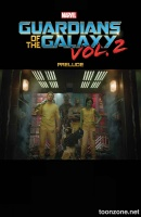 MARVEL'S GUARDIANS OF THE GALAXY VOL. 2  PRELUDE #1 (OF 2)