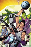 THE TOTALLY AWESOME HULK #14
