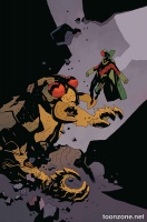 MONSTERS UNLEASHED #1 (OF 5) (Mike Mignola Variant)