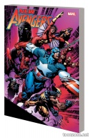 NEW AVENGERS BY BRIAN MICHAEL BENDIS:  THE COMPLETE  COLLECTION VOL. 2 TPB