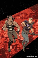 OCCUPY AVENGERS #3 (Variant Cover)