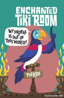 ENCHANTED TIKI ROOM #4 (OF 5) (Variant Cover)
