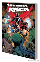 UNCANNY X-MEN: SUPERIOR VOL. 3 –  WAKING FROM THE DREAM TPB