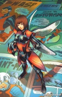 THE UNSTOPPABLE WASP #1 (Variant Cover)