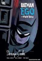 BATMAN: EGO AND OTHER TAILS DELUXE EDITION HC