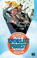 BATMAN AND SUPERMAN IN WORLD'S FINEST COMICS: THE SILVER AGE VOL. 1 TP