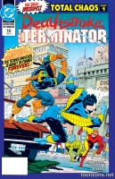 DEATHSTROKE, THE TERMINATOR VOL. 3: NUCLEAR WINTER TP