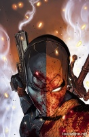 DEATHSTROKE VOL. 1: THE PROFESSIONAL TP
