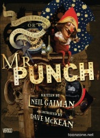 MR. PUNCH 20TH ANNIVERSARY TP