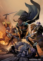 THE ODYSSEY OF THE AMAZONS #2
