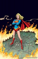 SUPERGIRL BY PETER DAVID BOOK TWO TP