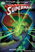 SUPERMAN VOL. 2: RETURN TO GLORY TP