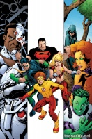 TEEN TITANS BY GEOFF JOHNS BOOK ONE TP