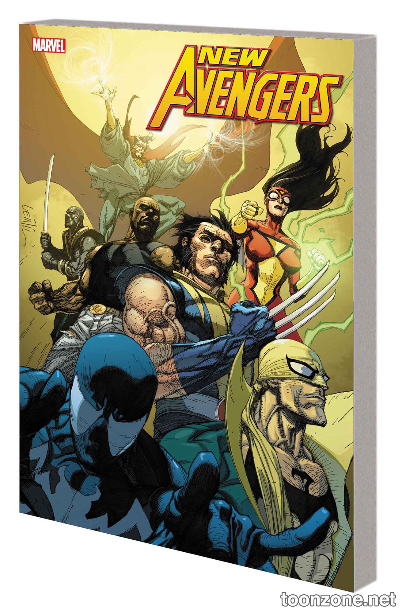 NEW AVENGERS BY BRIAN MICHAEL BENDIS:  THE COMPLETE COLLECTION VOL. 3 TPB