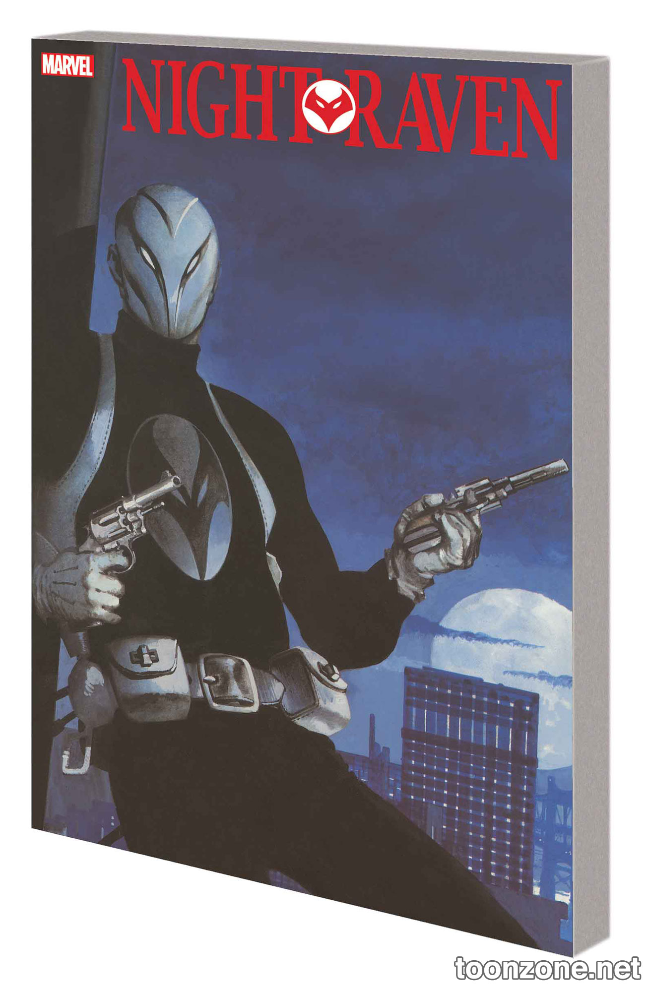 NIGHT RAVEN: FROM THE MARVEL UK VAULTS TPB