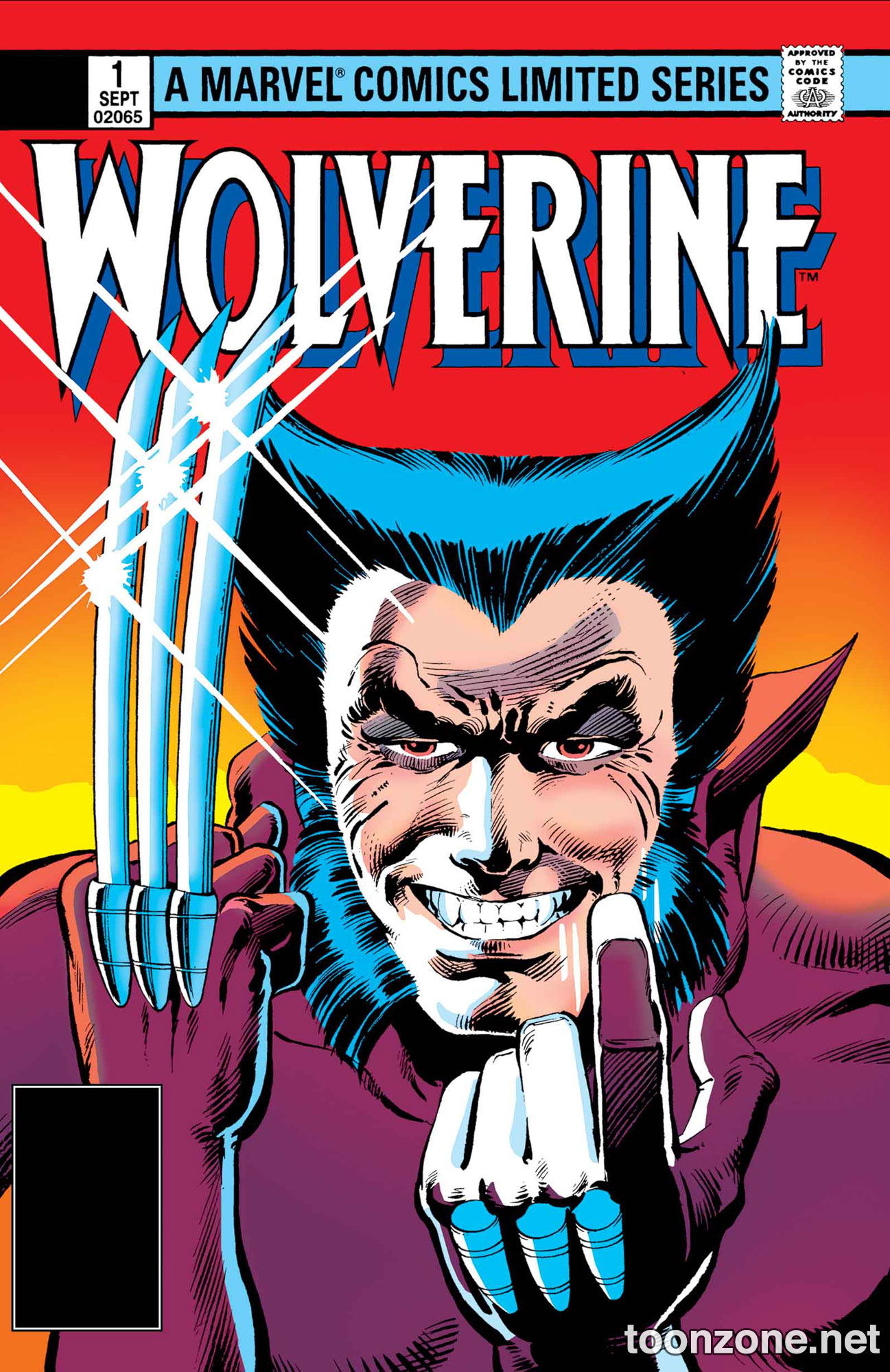 TRUE BELIEVERS:  WOLVERINE #1