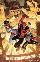 AMAZING SPIDER-MAN: RENEW YOUR VOWS #4