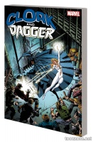 CLOAK AND DAGGER: LOST AND FOUND TPB