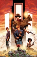 DARK TOWER: THE DRAWING OF THE THREE –  THE SAILOR #5 (OF 5)