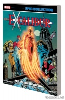 EXCALIBUR EPIC COLLECTION: THE SWORD IS DRAWN TPB