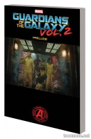 MARVEL'S GUARDIANS OF THE GALAXY VOL. 2 PRELUDE TPB