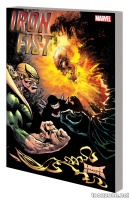 IRON FIST: THE BOOK OF CHANGES TPB
