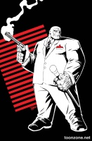 KINGPIN #1  (Variant Cover)