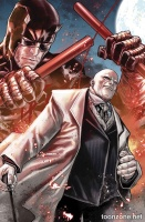 KINGPIN #1 (Connecting Variant Cover)