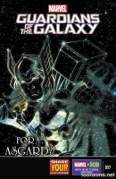 MARVEL UNIVERSE  GUARDIANS OF THE GALAXY #17