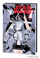 STAR WARS VOL. 2 HC DODSON COVER (DM ONLY)