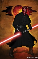 DARTH MAUL #1 (of 5) (Movie Variant Cover)