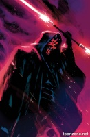 DARTH MAUL #1 (of 5) (Variant Cover)