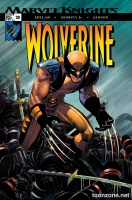 TRUE BELIEVERS:  WOLVERINE –  ENEMY OF THE STATE #1