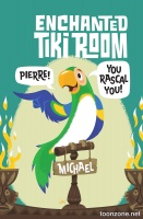 ENCHANTED TIKI ROOM #5 (OF 5) (Variant Cover)