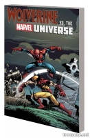 WOLVERINE VS. THE MARVEL UNIVERSE TPB