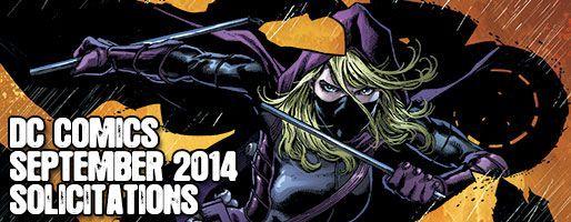 DC Comics Solicitations - On Sale Sep 2014