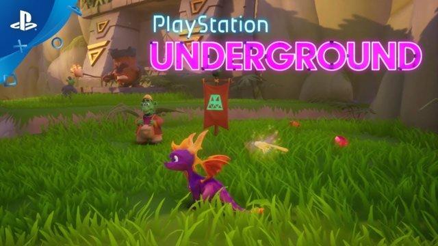 Spyro Reignited Trilogy - PS4 Gameplay | PlayStation Underground