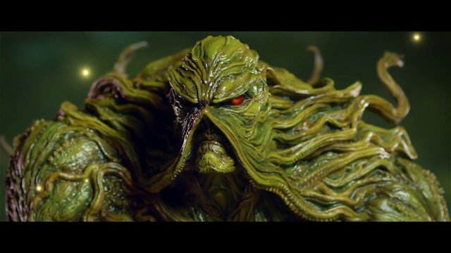 Swamp Thing by Sideshow Collectibles - An Exclusive Look