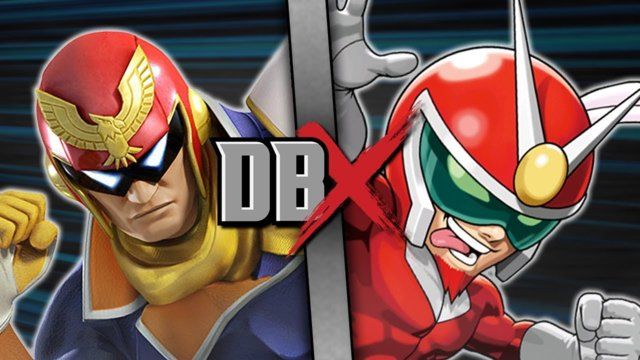 Captain Falcon VS Viewtiful Joe | DBX