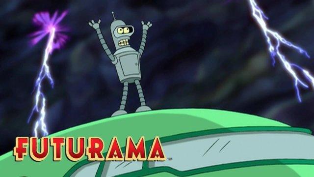 FUTURAMA   Season 1, Episode 9: Electric Drug   SYFY