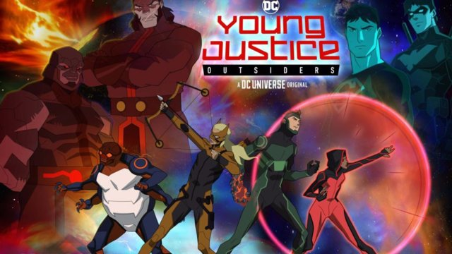 """""""Young Justice: Outsiders"""" SDCC 2018 Trailer"""