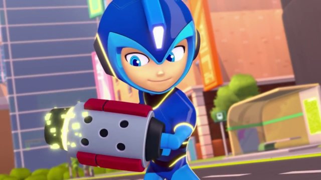 Mega Man: Fully Charged Comic-Con Trailer