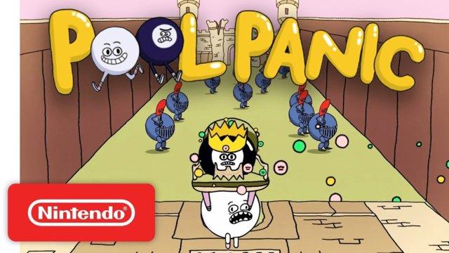 Pool Panic Launch Trailer - Nintendo Switch