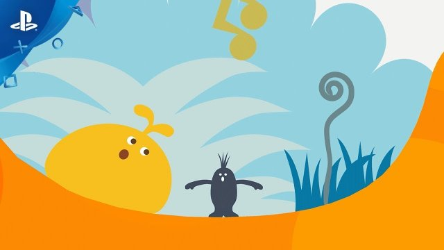 LocoRoco 2 Remastered - Announce Trailer | PS4