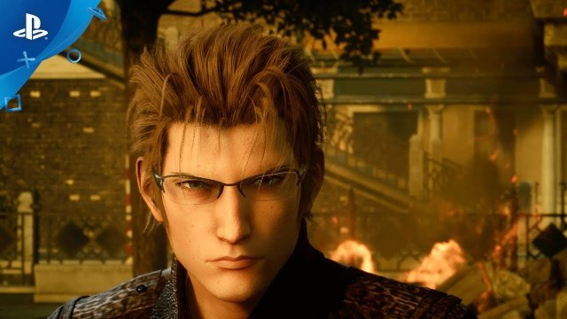 FINAL FANTASY XV: EPISODE IGNIS- Yasunori Mitsuda Guest Composer Trailer | PS4