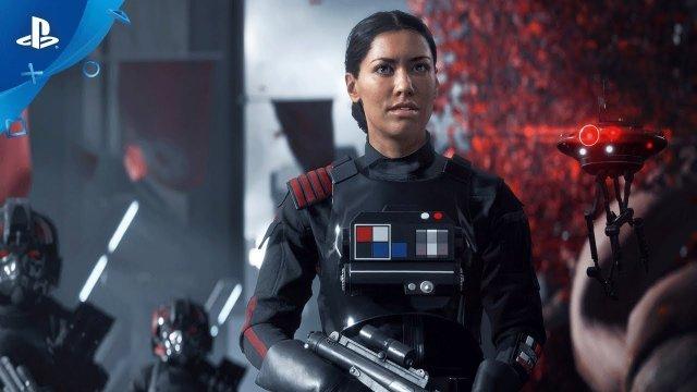 Star Wars Battlefront II - Iden Versio Feature | PS4