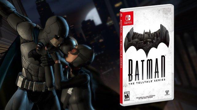 Batman - The Telltale Series | Nintendo Switch